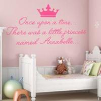 Buy cheap Personalised Once Upon a Time ~ Wall sticker / decals from wholesalers