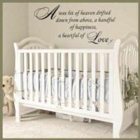 Buy cheap A WEE BIT OF HEAVEN ~ Wall sticker / decals from wholesalers
