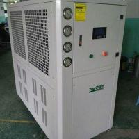 China 22000Kcal/hr cooling capacity air cooled water chiller for Silicone Rubber mixing roller machines wholesale