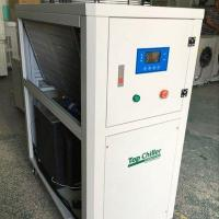 China Industrial air cooled chiller, air cooled water chiller,scroll chiller on sale