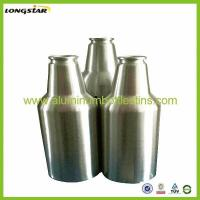 China 350ml aluminum beer bottles on sale