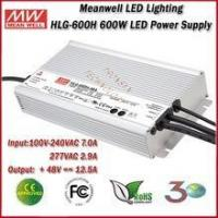 China Meanwell Power Supply HLG-600H-48 Single Output 600W 48V Constant Voltage Dimmable LED Driver wholesale