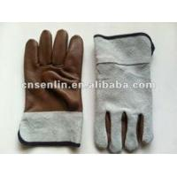 China working shoes Cow Leather Glove wholesale