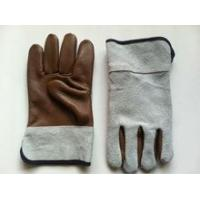 China working shoes Cow Leather Working Glove wholesale