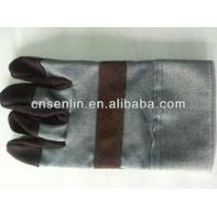 China working shoes Cow Leather Work Glove wholesale
