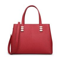 China The new Europe and the United States V grain leather hand the bill of lading shoulder bags on sale