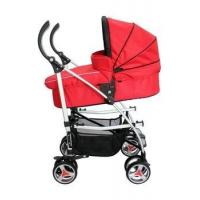 China 3 in 1 baby stroller 1109A china baby stroller factory car seat standard after folding on sale