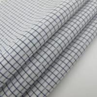Buy cheap 100% Cotton Shirt Fabric Check Dobby Design from wholesalers