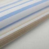 Buy cheap 100% Cotton Stripe Fabric Dobby Design from wholesalers
