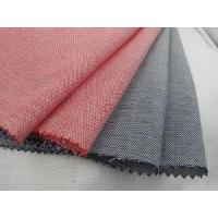 Buy cheap oxford cloth fabric by the yard 100% Cotton Double Warp And Weft Oxford Chambray Fabric from wholesalers