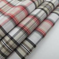 Quality 100% Wholesale Cotton Fabric In Roll Dobby And Check Design 2015 for sale