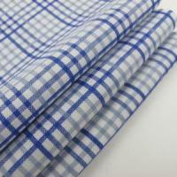 Buy cheap Wholesale 100% Cotton Shirt Fabric Plaid Design from wholesalers