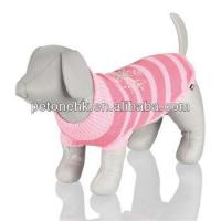 China fashion knitted pet sweater PC0861 wholesale