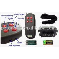 China 4-in-1 Electronic Remote Dog Training Collar wholesale