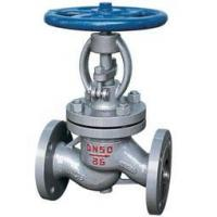 China GB Cast Steel Globe Valves:Flanged,Butt-Welded End,GB/T 9113 on sale