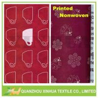 China Vivid Printed PP Spunbond Nonwoven Fabric Package:Rolled with tube,packed by polybag wholesale