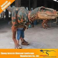 High Quality dinosaur mascot costume in adult