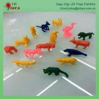 China Wholesale Mini Forest Animal Figures Toy For Capsule Toy on sale