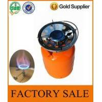 China JG Factory Supply Portable Cooking Mini Gas Stove,Small Gas Camping Stove on sale