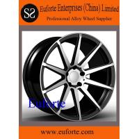 """Wheels #SH1001 18"""" 19"""" 20"""" 21"""" and 22"""" black machine face cancove forged aluminum wheels cancoave"""