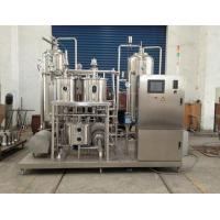 China Beverage blending system 500ml Beverage Mixing Machine For Soft Drink , Soda Water production line wholesale
