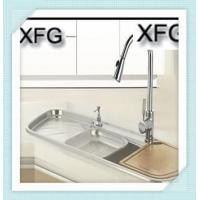 Single Lever Deck Mounted Kitchen Faucet