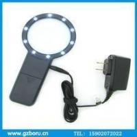 Buy cheap Multi-function Magnifying Glass with LED light from wholesalers