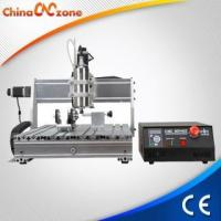 China 2200W Spindle CNC6040 New Small Diy Homemade Desktop Hobby CNC Router Machine wholesale