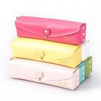 China Sweety Faux Leather pencil holder wholesale
