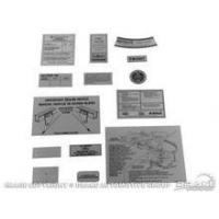 China 12 Piece Decal Kit wholesale