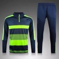 China Tracksuits sportswear wholesale fitness apparel mens tracksuit soccer training suit wholesale