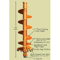 """6SRR-48 Pengo Rock Ripper Auger 6 Inch X 48 Inches 2"""" Hex Cplr"""
