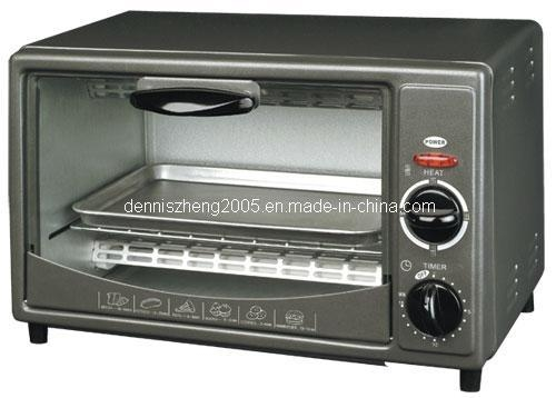 600-Watts Electric Oven, Toaster Oven, Capacity 9L Trade Terms:FOB ...