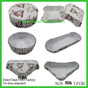 Quality Large Muffin Pan Cupcake Paper Liners for sale
