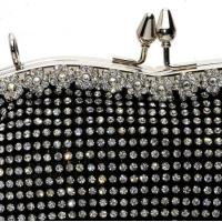 China new arrival women gold crystal purse for crystal evening bags Handcee-ZY-2043 wholesale