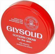 China 6 Glysolid 100ml glycerin cream for the skin from Germany wholesale