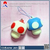 China Foam Clay-putty-slime  Stress Mushroom with Strap wholesale