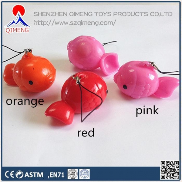 Quality Foam Clay-putty-slime  Stress Goldfish strap for sale