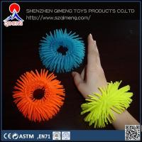 China Foam Clay-putty-slime  donut puffer ball wholesale