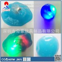 China Foam Clay-putty-slime  Flashing bounce putty wholesale