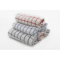 China microfiber lattice kitchen towel wholesale