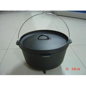 Quality cast iron dutch oven for sale