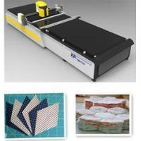 Buy cheap Fabric Software Automatic Cloth Cutting Machine 7 KPS Air Pressure Supply from wholesalers
