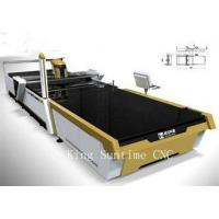 China High Precision Automatic Cloth Cutting Machine Multi Function Cutting System wholesale