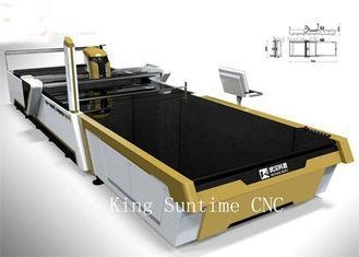 China High Precision Automatic Cloth Cutting Machine Multi Function Cutting System