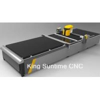 Buy cheap Computer Controlled Automatic Cloth Cutting Machine 1700 X 2600mm Area from wholesalers