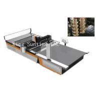 Buy cheap Stainless Steel Cutting Head Automatic Cloth Cutting Machine 16 - 25kw Power from wholesalers
