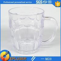 China Plastic cups, various colors, customized design is accepted wholesale