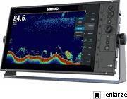 China Simrad 000-12187-001 S2016 16 in. Fishfinder - Wide Screen wholesale