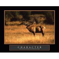 China Motivational Bull Elk Character wholesale